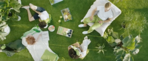 Garden Party ja Pantonen 'Greenery'