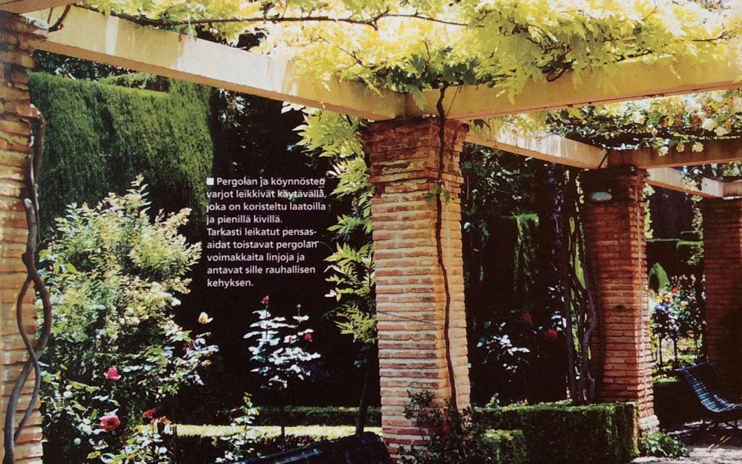 Persialainen paratiisipuutarha | Viherpiha 7/2004